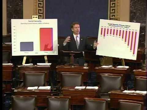 Sen. Rand Paul on Social Security