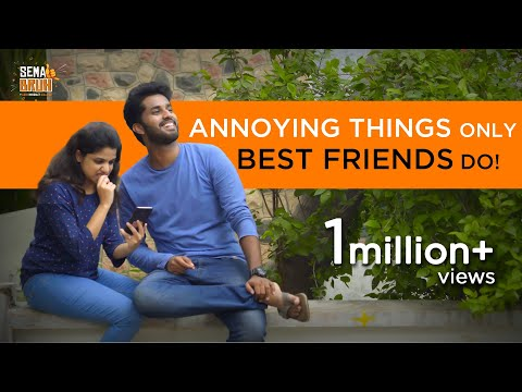 Annoying Things Only Best Friends Do | Eniyan | Minion | Happn | English Subtitles