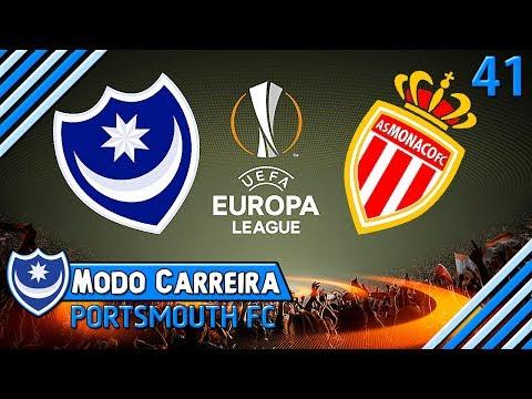 MODO CARREIRA | EP-41 | SEMI-FINAIS DA EURO LEAGUE!! MONACO!! [FIFA 17]