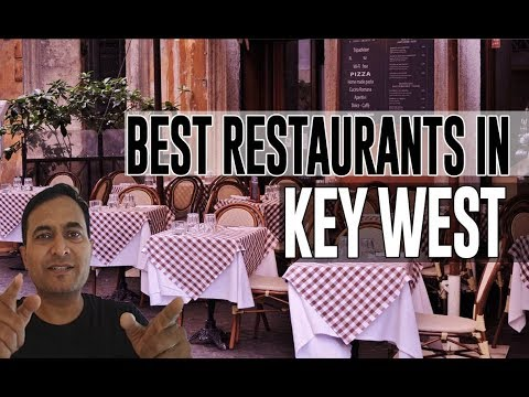 Best Restaurants And Places To Eat In Key West, Florida FL