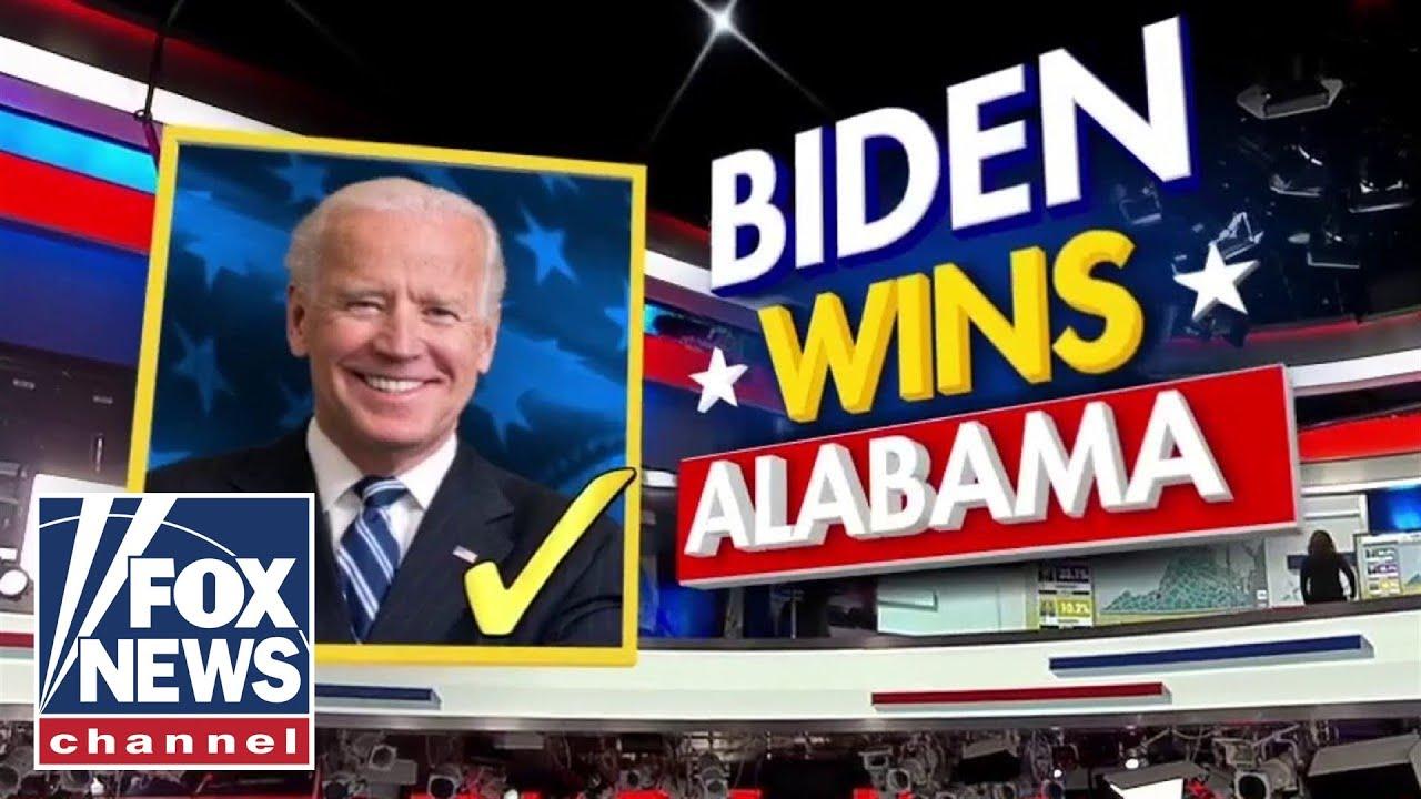 Joe Biden wins Alabama primary in Super Tuesday primary: Fox News - Fox News