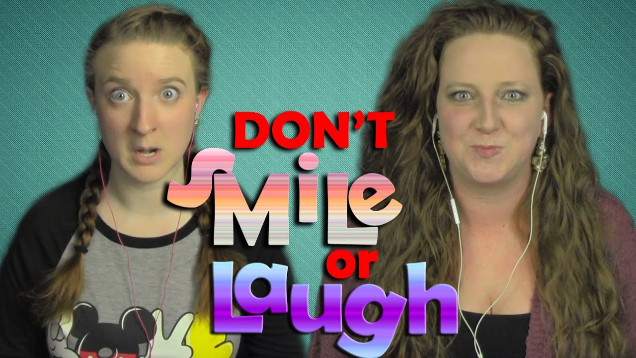 Dont Smile Or Laugh React