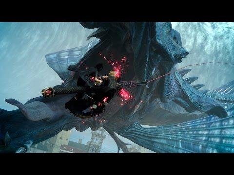 FINAL FANTASY XV Trailer Feat. AFROJACK / ファイナルファンタジー15