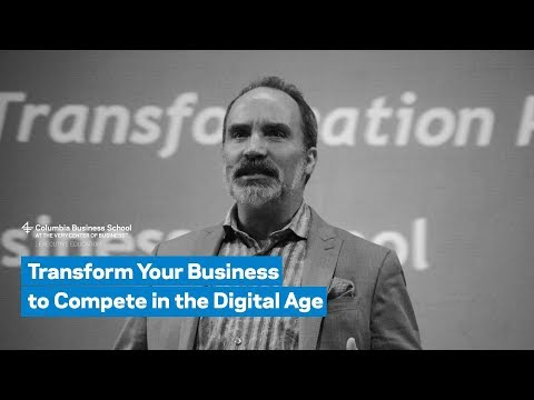 Transform Your Business to Compete in the Digital Age