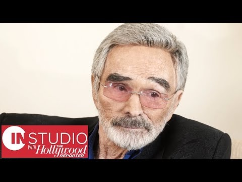"""Burt Reynolds & Adam Rifkin on 'The Last Movie Star' & """"Being Vulnerable""""   In Studio With THR"""
