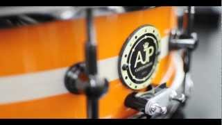 AJP Drums Snare Unboxing