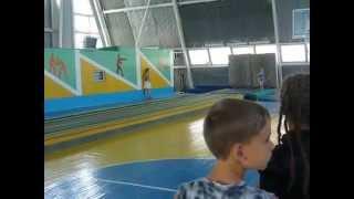 Летнее Первенство Украины (акробатическая дорожка)