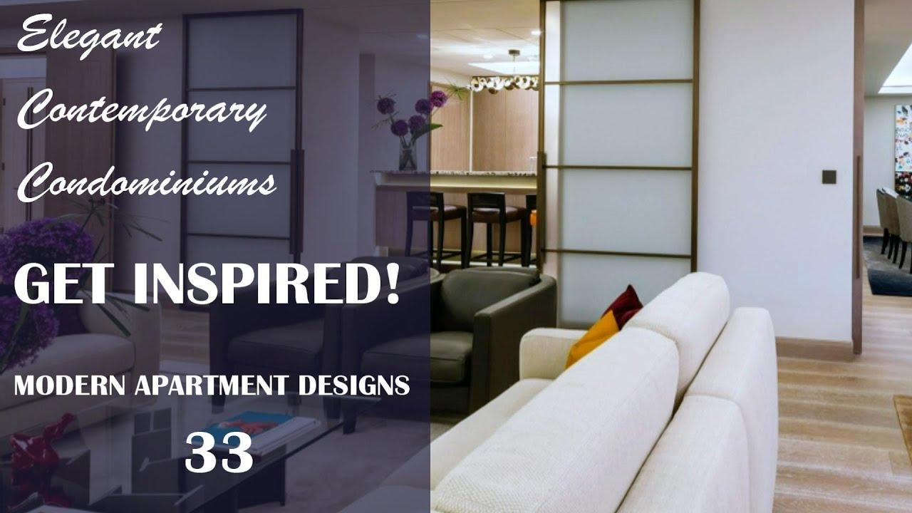 Elegant Contemporary Condominiums – GET INSPIRED! | Modern Apartment Designs
