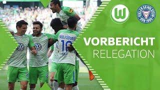 Macht es noch einmal! | Vorbericht | VfL Wolfsburg - Holstein Kiel | Relegation