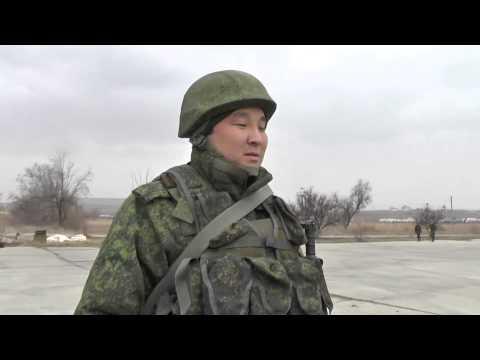 Русские солдаты в