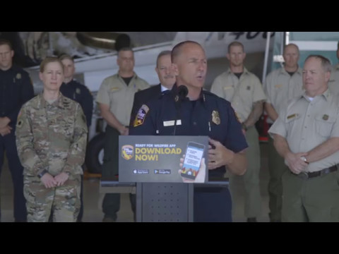 2017 Wildfire Awareness Week Kick Off Event - Sacramento