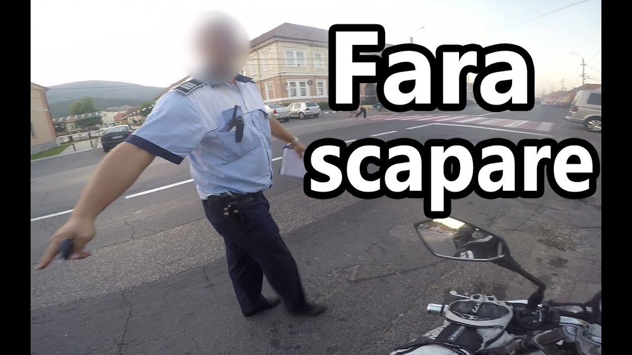 (Motor)Bike Ep38 M-a oprit politia!