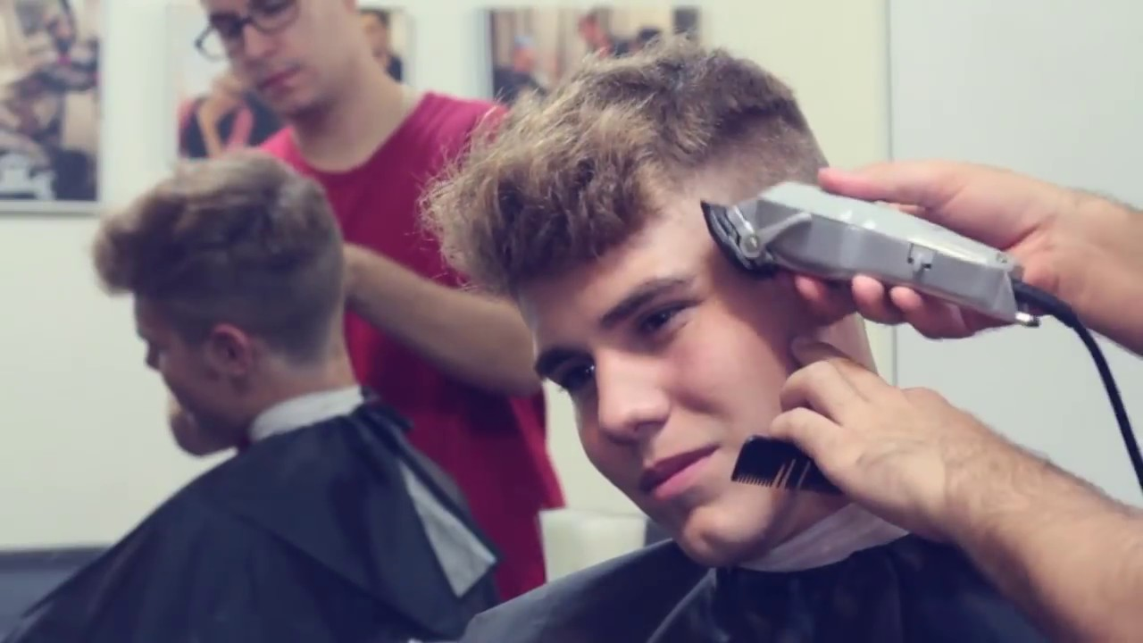 Justin Bieber Hairstyle How To Style With By Vilain Gold