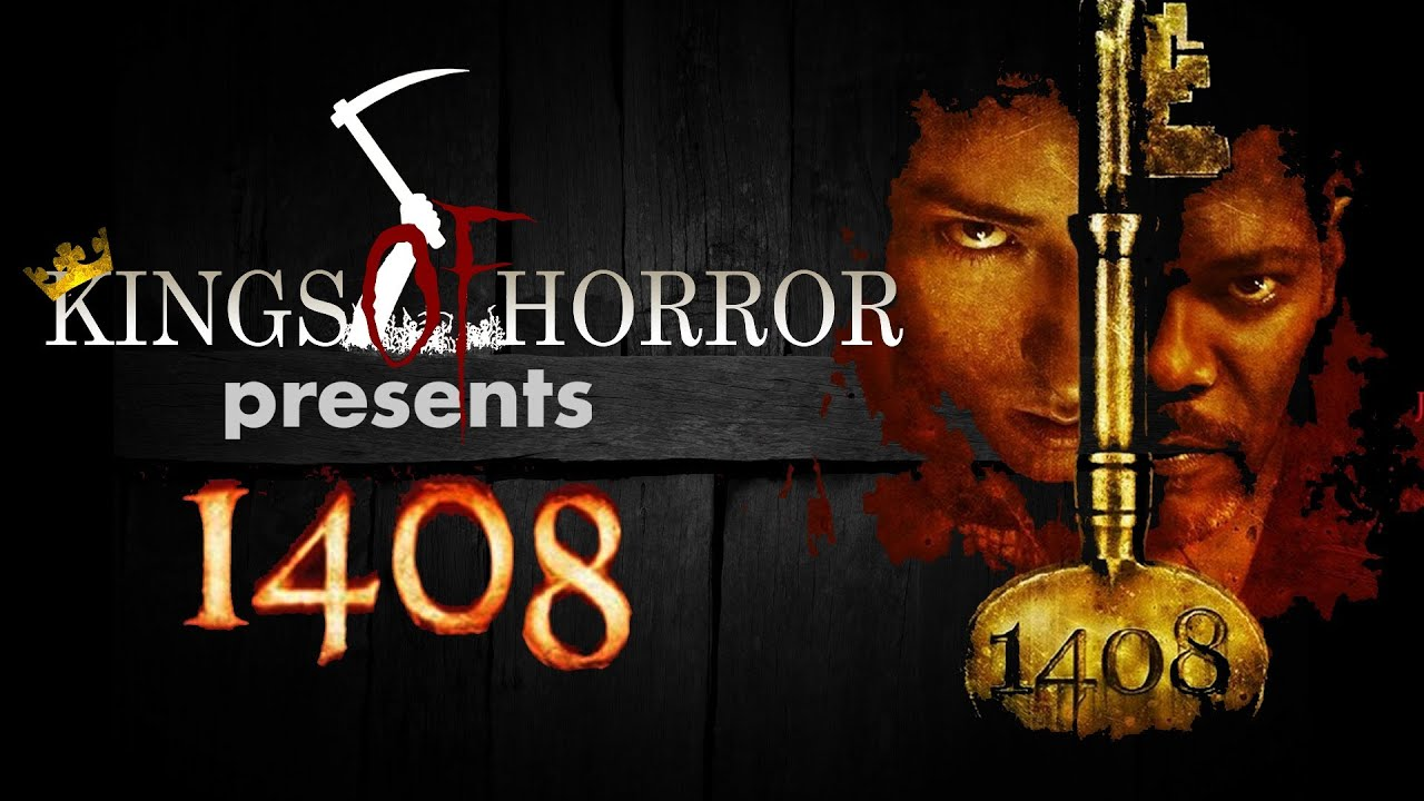 Kings of horror ep 29 1408 2007 youtube for Stephen king habitacion 1408