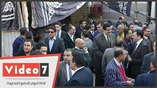 توافد قضاة مجلس الدولة للمشاركة فى انتخابات مجلس إدارة ناديهم