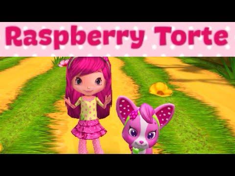 Raspberry torte from strawberry shortcake