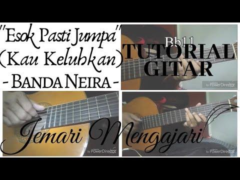 Banda Neira - Esok Pasti Jumpa (Tutorial Gitar) | #jemari_mengajari