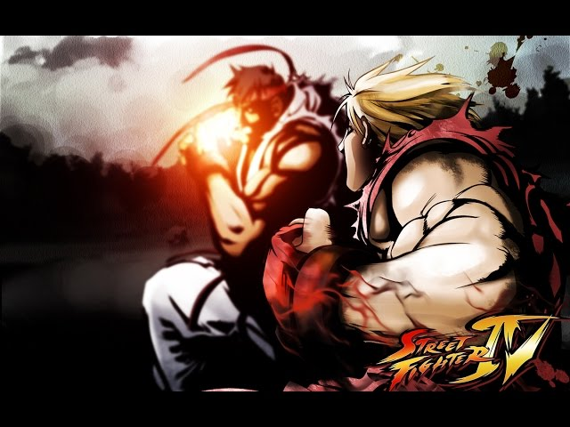 Ultra Street Fighter 4 - Ken VS Ryu (PT-BR)