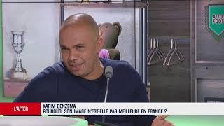 Pourquoi l'image de Benzema n'est pas meilleure en France ?