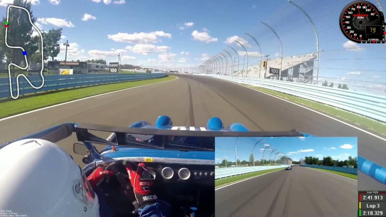Watkins Glen US Vintage Grand Prix Sunday Feature Race 9-11-16 - YouTube