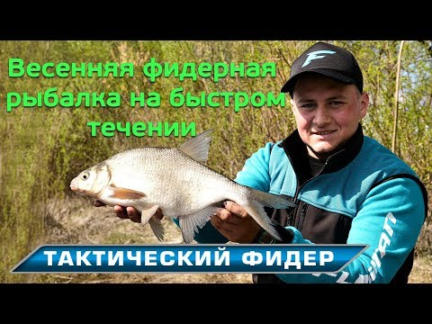Видео фидерная ловля на реке