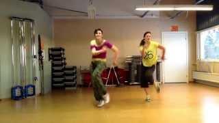 """Dance Fitness """"La Vida Es Un Carnaval"""" - Salsa"""