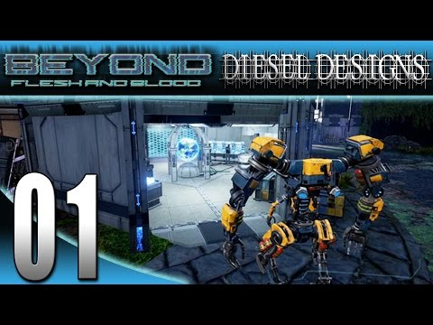 Let's Try Beyond Flesh & Blood :EP1: Save Manchester! (Early Access Gameplay 3rd Person Shooter)