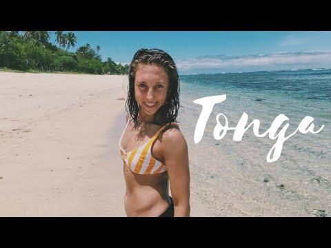 TONGA ADVENTURES || LARISEA