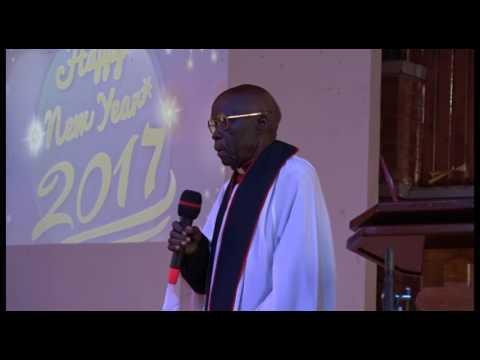 Rev. Canon Lusaniya Kasamba | 1st.01.2017 | Uganda Christian University.