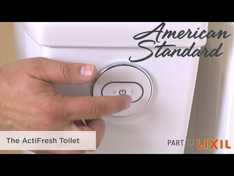 The ActiFresh™ Toilet By American Standard