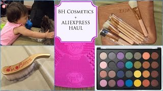 BH Cosmetics and Aliexpress Haul