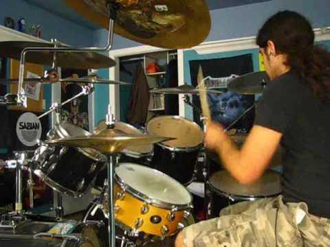 Megadeth-Holy Wars (drum cover)