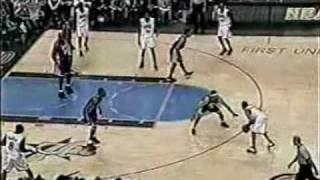 Allen Iverson 2001 NBA Final Game 3 vs Kobe Bryant Lakers
