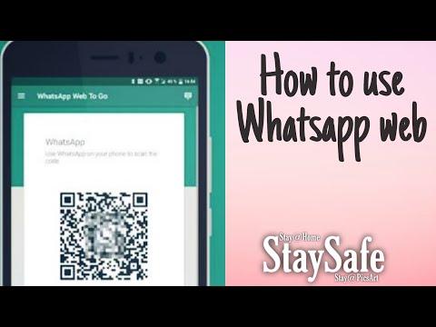 How to use Whatsapp web in malayalam