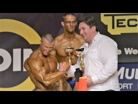 NABBA/WFF Austrian Championships 2014 - Part 6/8