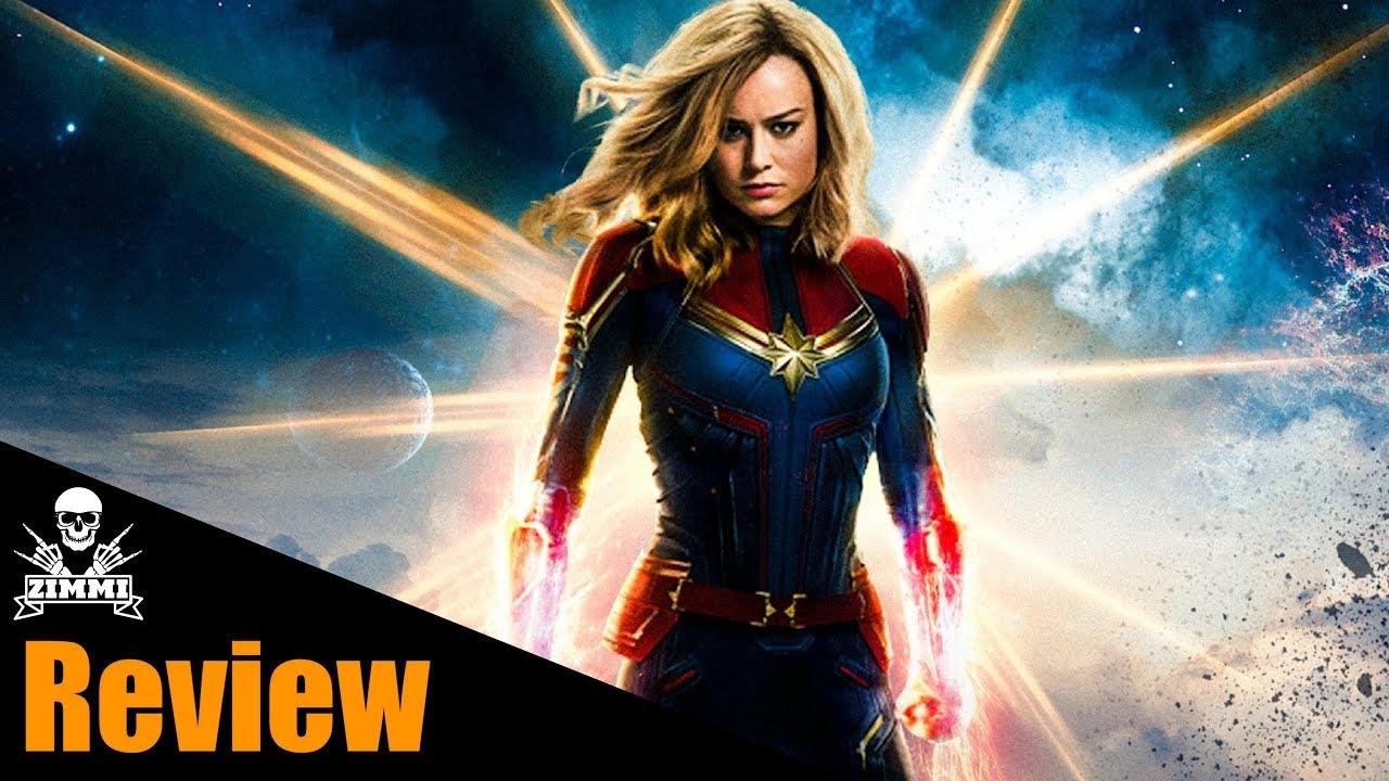 Captain Marvel Kritik