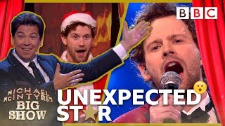 Unexpected Star: John - Michael McIntyre's Big Show: Episode 6 - BBC One