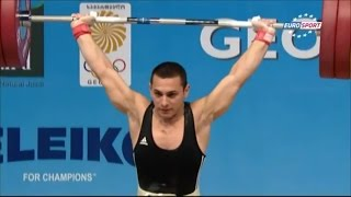 2015 European Weightlifting Championships Men