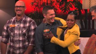 Three Firefighters on One Set...  Celebrity Name Game