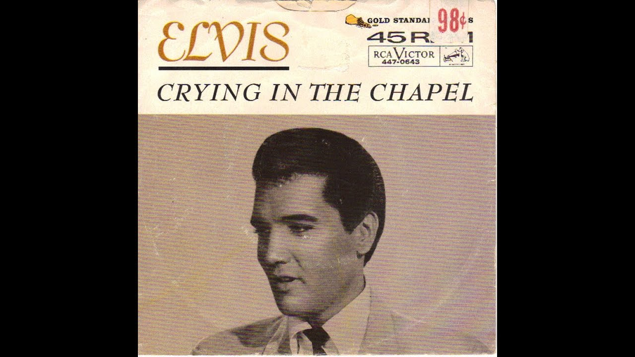 """Finding Peace with """"Crying in the Chapel"""""""