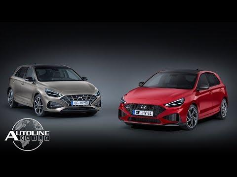 New Hyundai I30; Rivian Struggles With Stores - Autoline Daily 2781