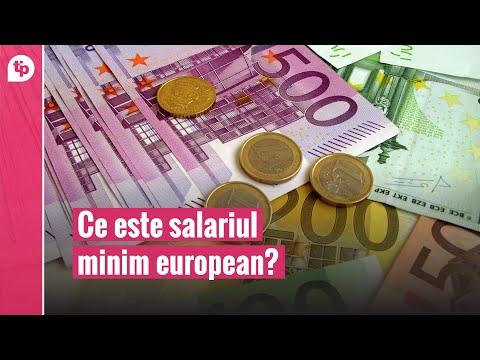 Ce Este Salariul Minim European?