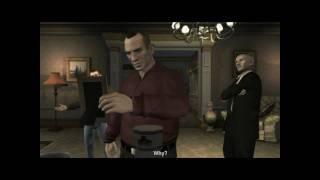 GTA IV Mission#17 - No Love Lost (HD)