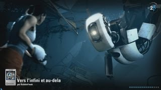 Portal 2 - BUBBLE IS FREAK