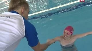 """Учимся плавать правильно! Красота и здоровье. """"Тело в дело!"""""""