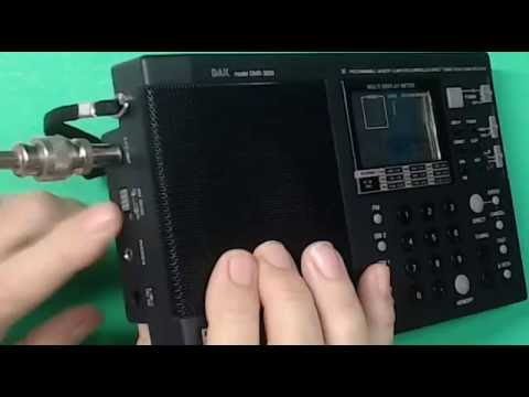 TRRS #0894 - DAK DMR-3000 Radio Reception Tests