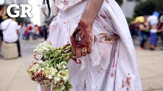 Toman Zombies la CDMX