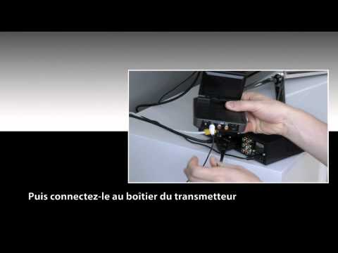 French - One For All - SV 1730 Wireless TV Sender