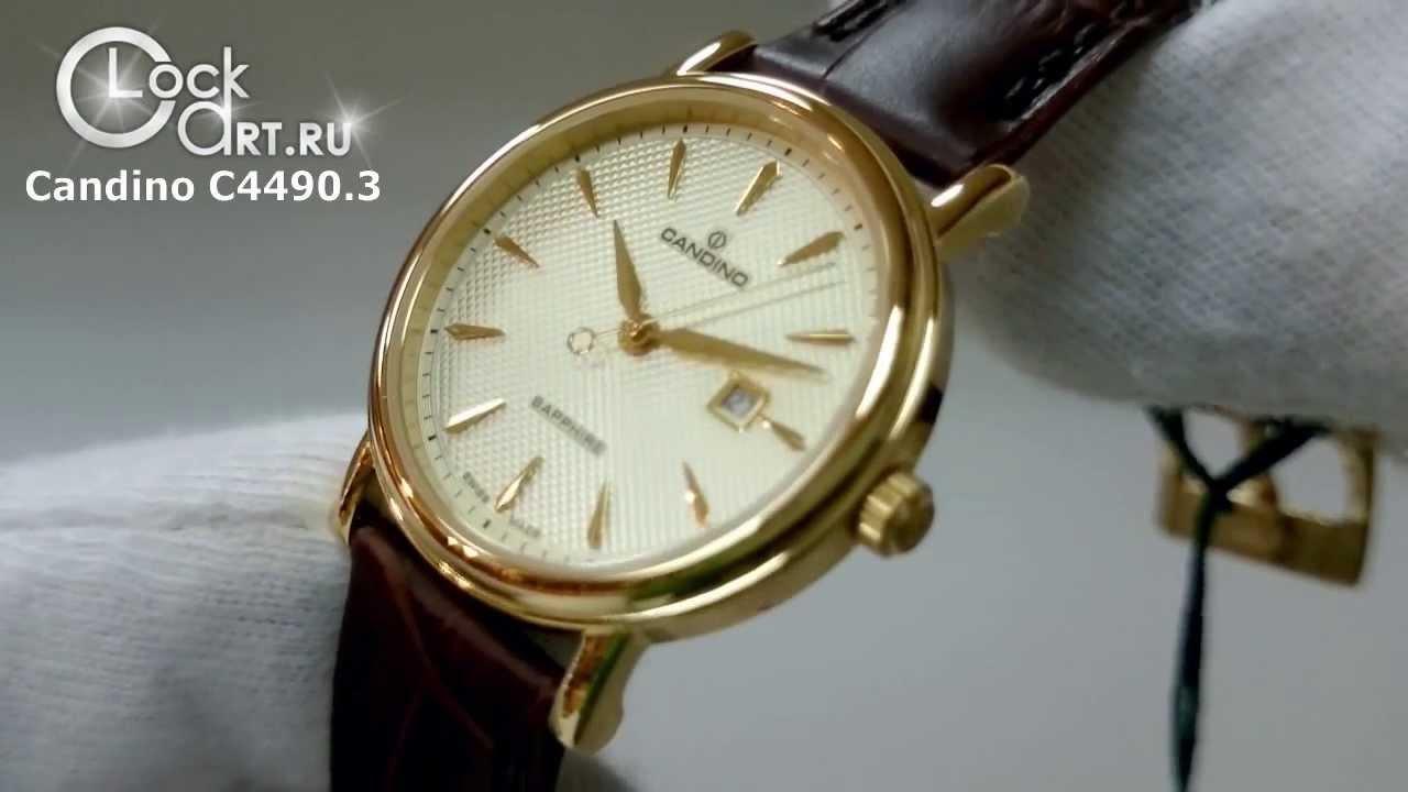 Мужские часы Candino C4489_3 Женские часы Festina F16639/2