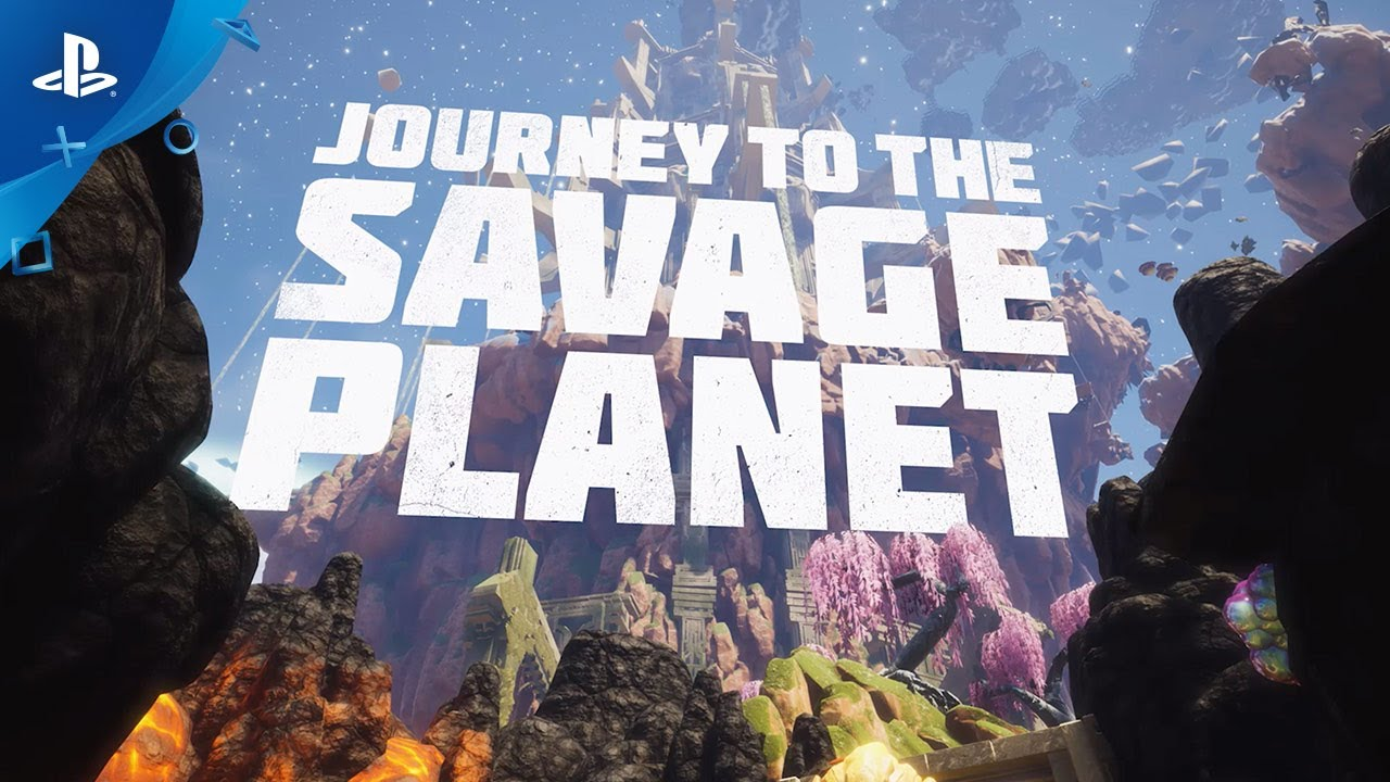 Journey to the Savage Planet - Launch Trailer | PS4